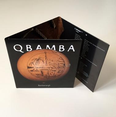 """Qbama's album """"Bambarangh"""""""